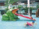 卓越容智 水上游乐设施/儿童戏水设备-青蛙滑梯