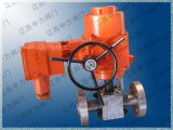 Q941N电动+手动高压法兰式天然气球阀