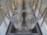 方宁九头升降电磁煮面炉 厂家直销自动煮面炉 双缸自动煮面机
