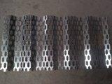 铝板冲孔网 幕墙装饰铝板网 穿孔铝板