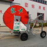 70米喷幅喷灌设备 自走式喷灌机价格