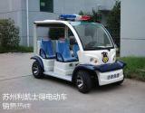 供应苏州电动学校治安巡逻车物业夜间巡逻直销可加工定制