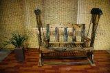 厂家直销 老船木古船木复古中式创意秋千椅
