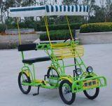 四輪自行車