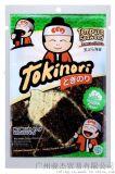 印尼进口Tokinori天妇罗紫菜海苔片原味香辣味