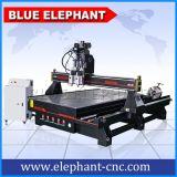 济南蓝象1530多功能木门三工序雕刻机,增加侧旋转轴,性价比高,全网销量第一!