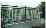 铁艺锌钢护栏 热镀锌镀锌栏杆 栅栏 围墙围栏 方钢管护栏