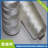 厂家直销超高分子量聚乙烯线、美国进口纤维编织、品质保证超强拉断力、防弹材料规格可定制