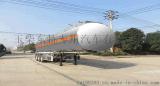 DTA9401GSY型铝合金食用油运输半挂车