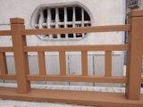 水泥仿木橫梯护栏仿树桩厂家