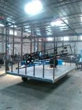 广东带护栏平板拖车  拖板车生产厂家