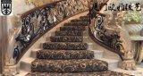私人定制欧式楼梯护手、传统欧式工艺、纯手工打造
