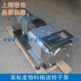 上海诺尼TR-96高粘度转子泵 馅料转子泵