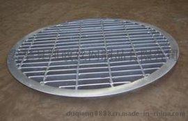 防滑平台热镀锌插接钢格板/荆州复合型钢格板