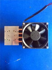 投影机热管散热器