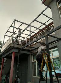 怀柔最专业的阳光房设计搭建公司 隔音隔热阳光房 玻璃阳光房 彩钢板顶房