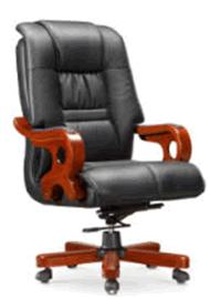 时尚西皮办公椅老板椅大班椅可定制