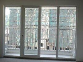 塑钢三层复合真空玻璃窗,上海家用隔音窗