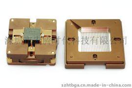 快速定位BGA芯片万能植珠台 锡球BGA返修 BGA植球台 HT-90X 土豪金