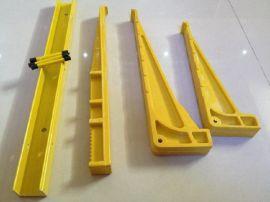 玻璃钢纤维复合材料支架#组合式电缆沟支架@螺钉式电缆沟支架#SMC电缆沟支架托臂