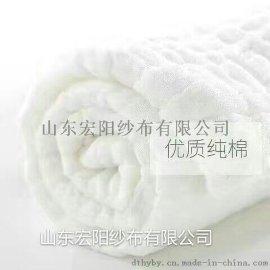 纯棉纱布婴儿浴巾 浴巾