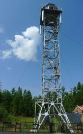 森林防火站了望塔