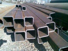 Q345C无缝方管--山东中铁大量库存