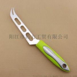 厂家直销最新跑江湖地摊货日用产品水果刀 芝士刀 披萨刀 面包刀