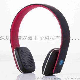 OEM贴牌生产CSR4.1头戴式运动蓝牙耳机 降噪通话耳麦