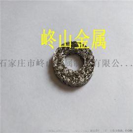 不锈钢丝网油压环