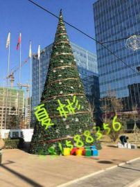 4至15米大型框架钢结构北京圣诞树安装