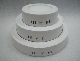 LED圓形明裝面板燈
