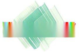 轻质高强、透光率高、耐腐蚀、耐老化曼吉科玻璃钢采光板
