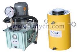 电动液压千斤顶(DYG)电动分离式液压千斤顶