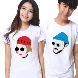 廣告衫莫代爾個性創意定制文化衫POLO衫