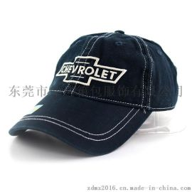 仲达外贸出口洗水帽子 欧美款做旧全棉棒球帽 夏季遮阳刺绣鸭舌帽