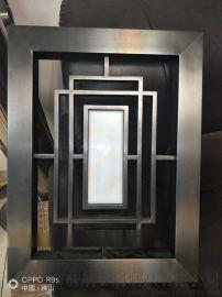 不锈钢屏风定制玫瑰金不锈钢屏风隔断 不锈钢屏风定制厂家