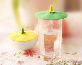 创意硅胶杯盖