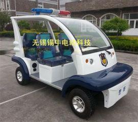 无锡锡牛XN8081四座电动巡逻车