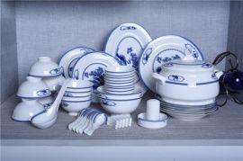 開業禮品陶瓷食具套裝定制廠