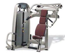 天展坐式上斜推胸训练器享受运动,享受健康!