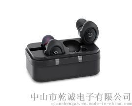 蓝牙对耳Q3乾诚TWS蓝牙耳机新品CSR4.2CVC9