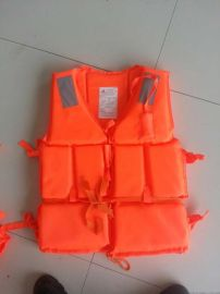 86-3船用工作CCS救生衣防洪抗災救生衣