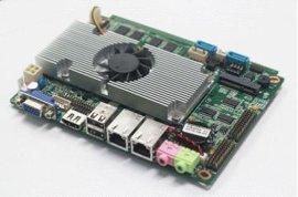 雙網凌動D2550主板/ 3.5寸工控主板/板載記憶體主板