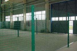 公路双边丝护栏网|小区铁栅栏|圈地铁篱笆网
