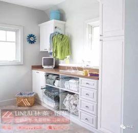 林萊洗衣間,給女神一個空間,時尚又前衛的全鋁衛浴!