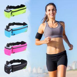 2017新款跑步腰包戶外運動腰包防水防汗跑步裝備手機腰包