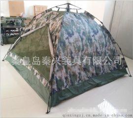 速撑野营帐篷 户外遮阳帐篷 自动钓鱼帐篷 野外露营迷彩帐篷