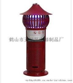SQ-L01-F(红) 灯笼立柱式灭蚊灯 光触媒灭蚊器