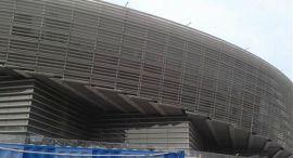 广州网状铝格栅吊顶厂家,环保美观,厂家直销